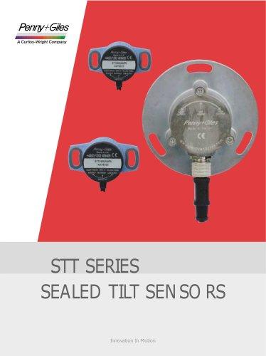 STT series Sealed Tilt Sensors