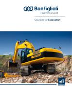 Drives for Excavators