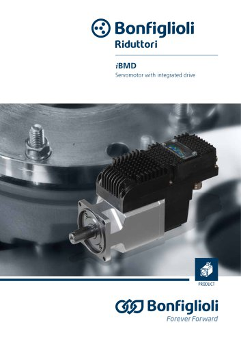 iBMD Servomotor with integrated drive