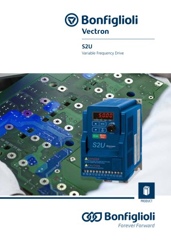S2U series - Variable Frequency Drive