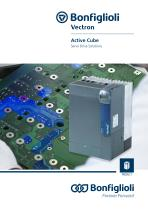 Servo Drive Solutions - Active Cube
