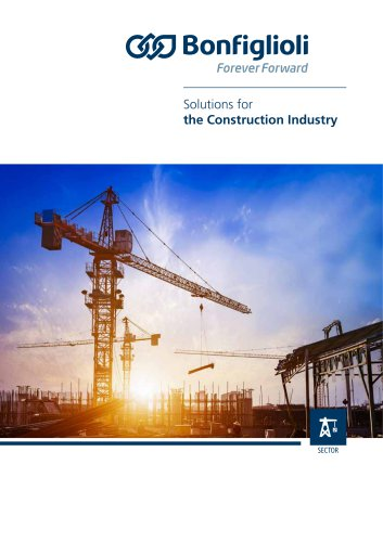 Solutions for the Construction Industry