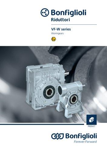 VF-W series - Wormgears - Atex