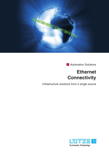 Ethernet-connectivity