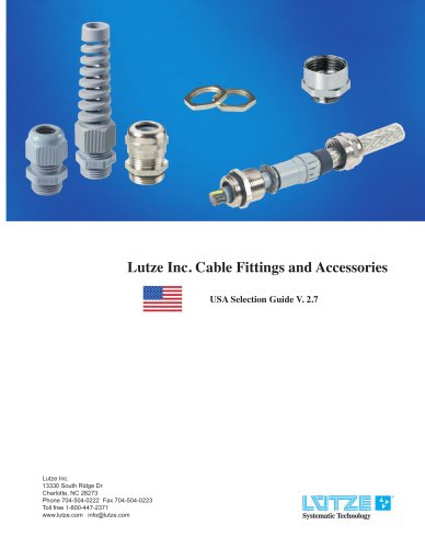 Lutze Fittings