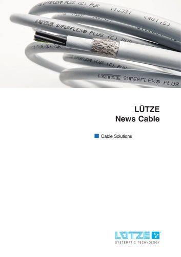 LUTZE News Cable