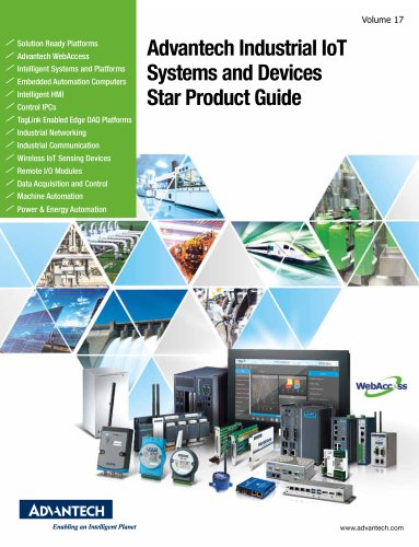 2017 Industrial Systems and Devices Star Product Guide