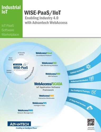 2017 WISE-Paas IoT Software Platform