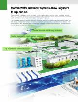 Advantech's Water Conservation and Treatment Solutions - 3