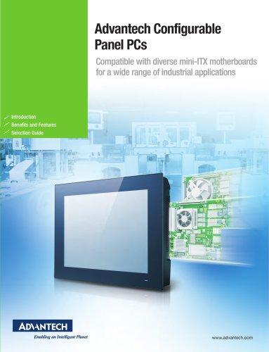 Configurable Panel PCs