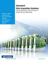 Data Acquisition Solutions
