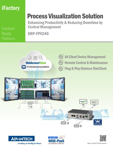 Enhancing Productivity & Reducing Downtime by Central Management