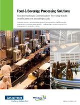 Food & Beverage Processing Solutions - 1