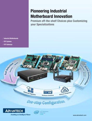 Industrial Motherboards