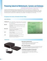 Industrial Motherboards - 2