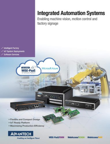 Integrated Automation Systems