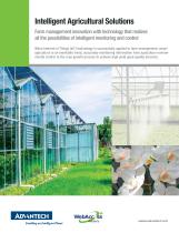 Intelligent Agricultural Solutions