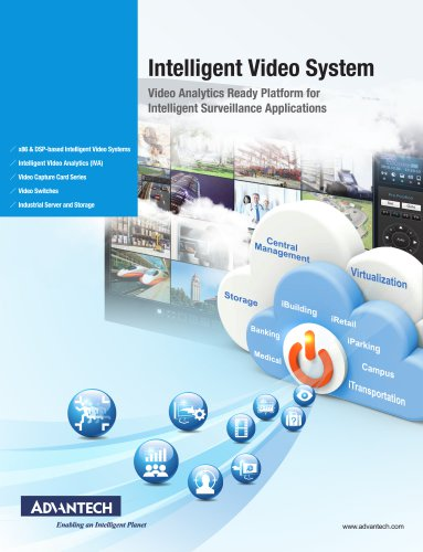 Intelligent Video Systems