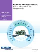 IoT Enabled ARM-Based Platforms - 1
