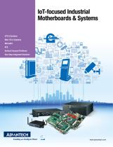 IoT-focused Motherboards & Systems - 1