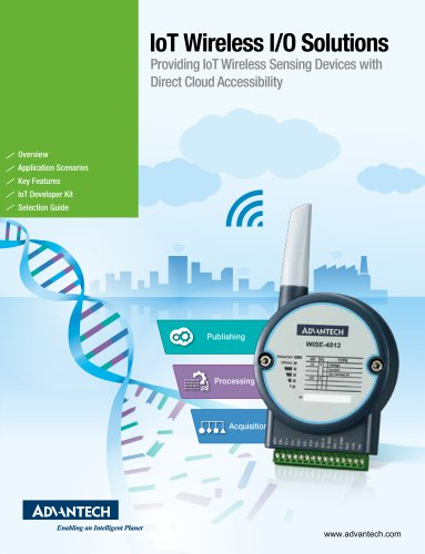 IoT Wireless I/O Solutions