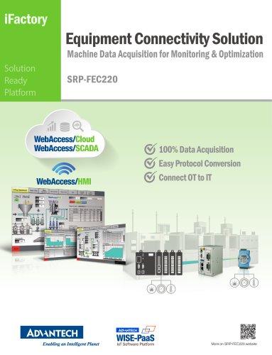 Machine Data Acquisition for Monitoring & Optimization