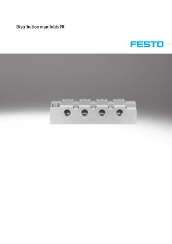 Festo Product Catalogue Pdf