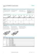 Guide units FEN/FENG for standard cylinders - 2