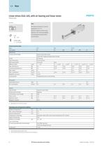 Linear drives ELGL-LAS, with air bearing and linear motor - 6