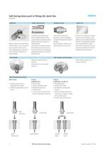 Self-closing/rotary push-in fittings QS, Quick Star - 2