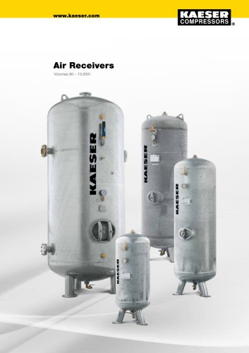 Air receivers