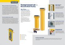 Membrane dryers KMM series - 2