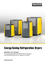Refrigeration dryers TAH - TCH series - 1