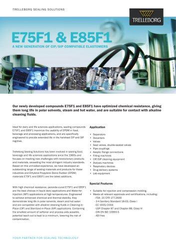 E75F1 & E85F1
