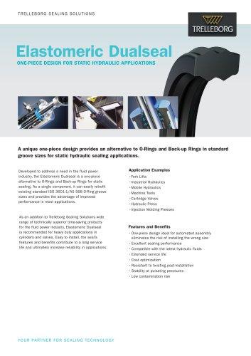 Elastomeric Dualseal