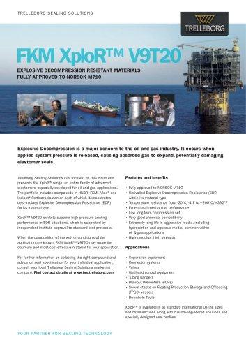 FKM XploR™ V9T20