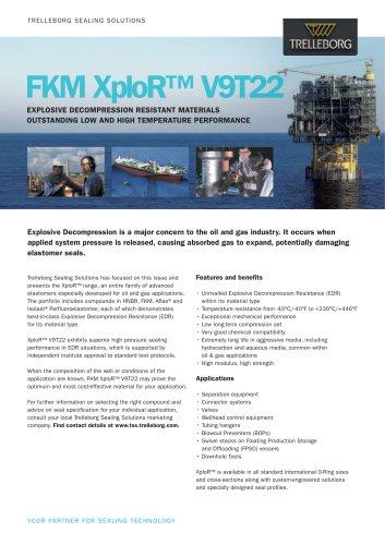 FKM XploR™ V9T22