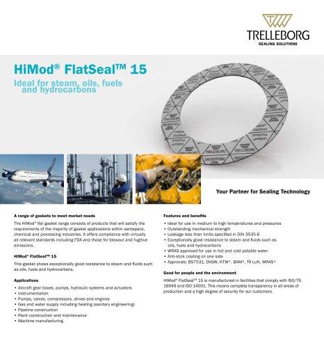 HiMod® FlatSeal? 15