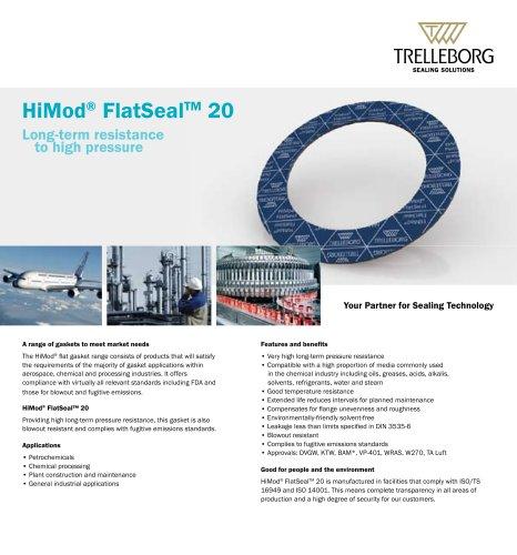 HiMod® FlatSeal? 30 & 31