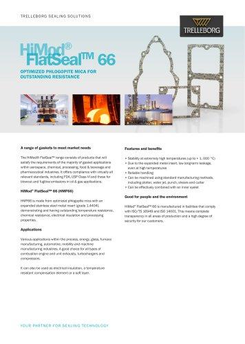 HiMod® FlatSeal™ 66