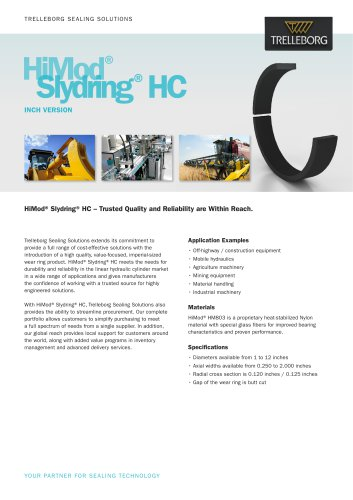 HiMod® Slydring® HC