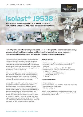 Isolast® J9538