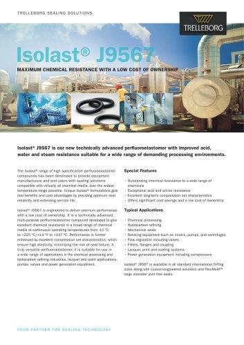 Isolast® J9567