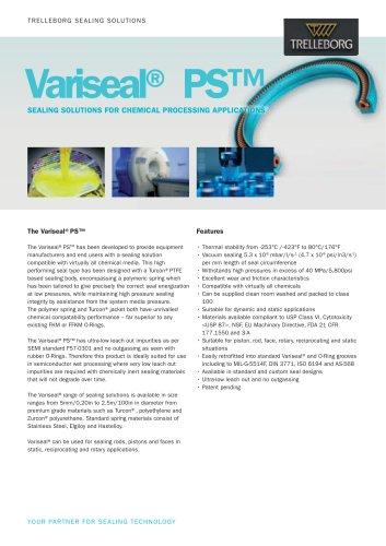 Variseal® PS™