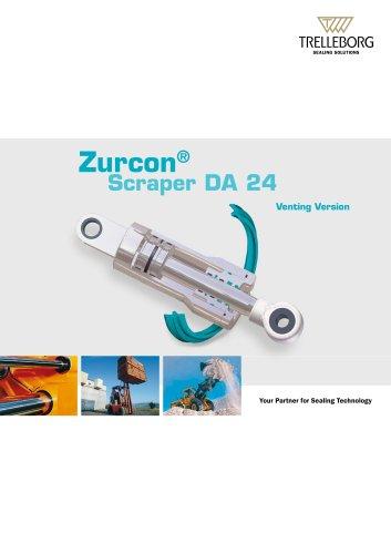 Zurcon® Scraper DA 24