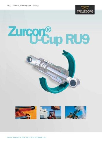 Zurcon® U-Cup RU9