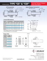 Duoflow Fixed Siphon - 8