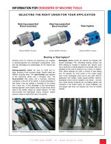 Rotating Unions for Machine Tools - 5