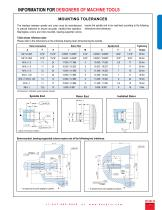Rotating Unions for Machine Tools - 7