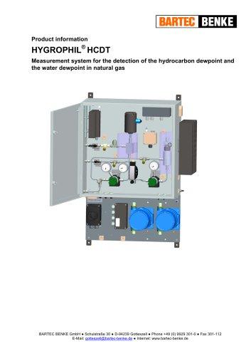 Product Information HYGROPHIL HCDT